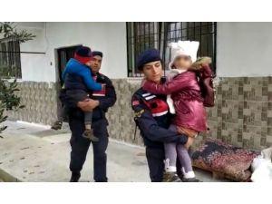 Rus Eşinden Çocuklarını Kaçıran Baba, Yakalanmasından Sorumlu Tuttuğu Arkadaşını 6 Yerinden Vurdu