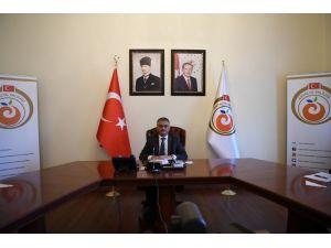 """Vali Yazıcı: """"Tarımın başkenti Antalya'da üretim sorunsuz devam edecek"""""""
