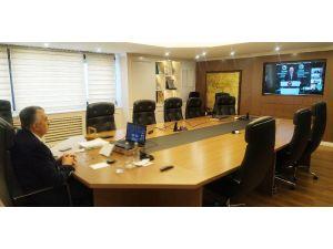 Tobb Konsey Başkanı Çevik'ten Cumhurbaşkanı Erdoğan'a Teşekkür
