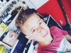 14 yaşındaki genç motosiklet kazasında öldü