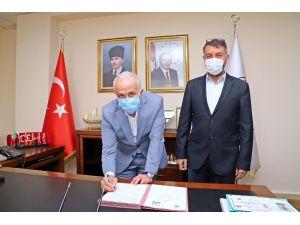 Akdeniz Belediyesi, Zirve Dağcılık Kulübü İle Protokol İmzaladı