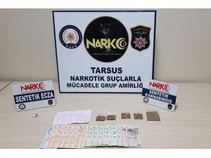 Tarsus'ta Çeşitli Suçlardan Aranan 127 Şüpheli Yakalandı
