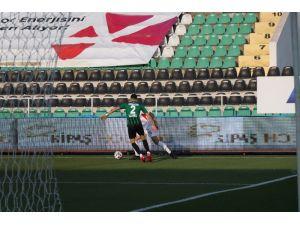 Süper Lig: Denizlispor: 0 - Gaziantep Fk: 1 (Maç Devam Ediyor)