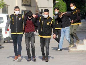 Servet Çalan Hırsızlar Tutuklandı