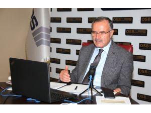 """Osbük Başkanı Kütükcü: """"Türkiye'nin Geleceği Osb'lerde"""""""