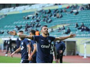 Süper Lig: Konyaspor: 0 - Kasımpaşa: 1 (İlk Yarı)