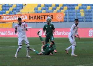 Ziraat Türkiye Kupası 4. Tur: Gençlerbirliği:1 - Kırşehir Belediye Spor:0