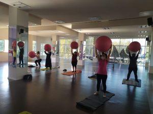 Kepezli Kadınlar Güne Sporla Başlıyor