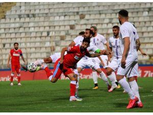 Ziraat Türkiye Kupası: Adana Demirspor: 2 - Afyet Afyonspor: 1 (İlk Yarı Sonucu)