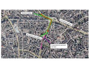 Büyükşehir hafta sonu kısıtlama saatlerinde asfalt mesaisi yapacak