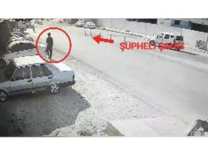 Önce Kameralara Sonra Polise Yakalandı