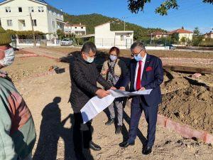 Başkan Topaloğlu, Göynük Mahallesi'ni inceledi