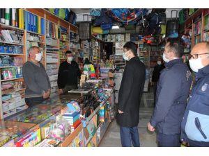 Şuhut'ta Tedbirler Artırıldı, Ulaşımda Hes Kodu Zorunluluğu Getirildi