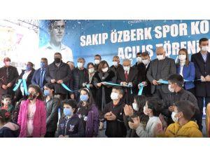 Sakıp Özberk'in Adı Spor Kompleksinde Yaşayacak