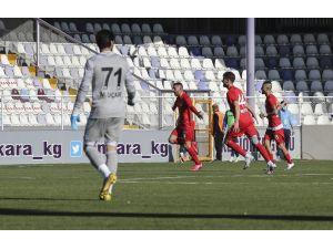 Tff 1. Lig: Ankara Keçiörengücü: 1 - Adana Demirspor: 0