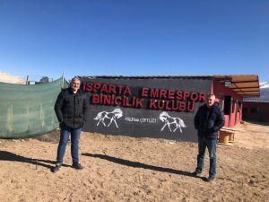 Isparta'da Amatör Futbol Kulübü, Binicilik Dalına El Attı