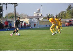 3. Lig: Osmaniyespor Fk: 1 - Çatalcaspor: 2
