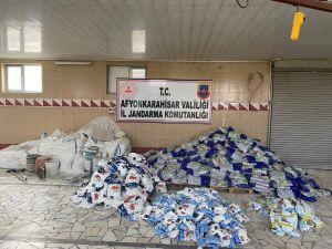 Taklitçilere Jandarma Baskını