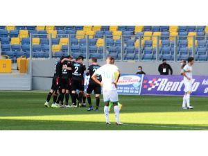 Süper Lig: Gençlerbirliği: 1 - Aytemiz Alanyaspor: 0 (İlk Yarı)