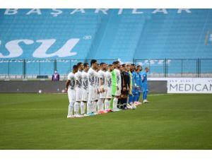 Süper Lig: Konyaspor: 1 - Bb Erzurumspor: 0 (İlk Yarı)