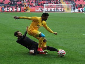 Tff 1. Lig: Eskişehirspor: 1 - İstanbulspor: 2