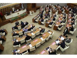 Büyükşehir Meclisi ikinci kez toplandı