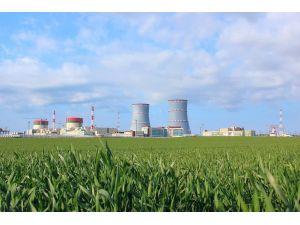 Belarus Nükleer Santralinin İlk Güç Ünitesi Tam Kapasite Faaliyete Geçti