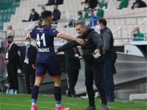 Antalyaspor'da Gökdeniz Bayrakdar'dan 5 Gollük Katkı