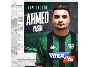 Denizlispor Ahmed Yasin İle Sözleşme İmzaladı