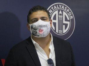 Antalyaspor'da Başkan Ali Şafak Öztürk İstifa Etti