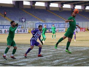 Misli.com 2. Lig: Afyonspor: 3 - Şanlıurfaspor: 0