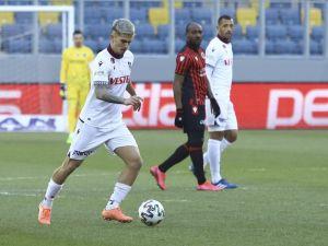 Trabzonspor'a Transfer Olan Berat Ayberk Özdemir Eski Takımına Karşı