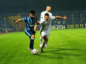 Tff 1. Lig: Adana Demirspor: 0 - Bursaspor: 0 (İlk Yarı Sonucu)