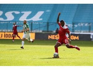 Süper Lig: Konyaspor: 0 - Antalyaspor: 0 (İlk Yarı)