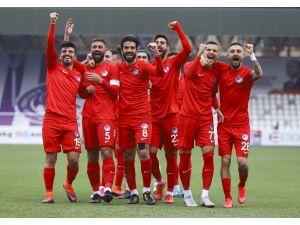 Tff 1. Lig: Keçiörengücü: 2 - Boluspor: 0