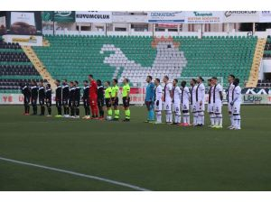 Süper Lig: Y. Denizlispor: 0 - F. Karagümrük: 1 (İlk Yarı)