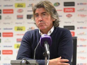 """Ricardo Sa Pinto: """"Maçın Hakkı Beraberlik Değildi, İki Puan Kaybettik"""""""