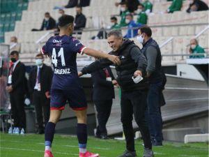 """Ersun Yanal """"Antalyaspor'da Bir Yol Hikayesi Yazmak İstiyoruz."""""""