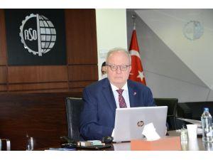 """Aso Başkanı Özdemir: """"İthal Ettiğimizden Daha Fazla İhracat Yapmamız, Bunun İçin De Daha Fazla Üretmemiz Gerekiyor"""""""