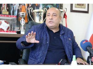 Kahramanamraşspor Kulübü Başkanı Fatih Mehmet Ceyhan İstifa Etti