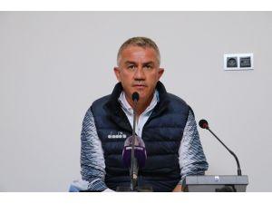 """Ümit Şengül: """"Altay İle Galibiyet Serimize Devam Edeceğiz"""""""