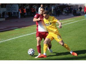 Süper Lig: A.hatayspor: 4 - Mke Ankaragücü: 1 (Maç Sonucu)