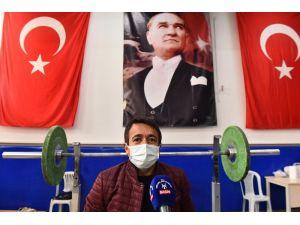 Ankara Büyükşehir Belediyesi'nden Halter Sporuna Tam Destek