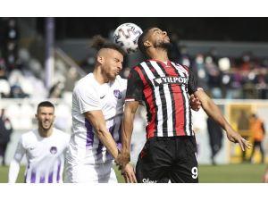 Tff 1. Lig: Ankara Keçiörengücü:1 - Y. Samsunspor: 1