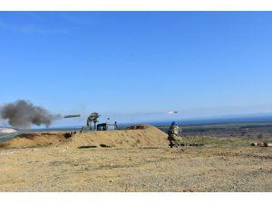 """Msb: """"Çanakkale'de Tanksavar Silahları İle Atış Eğitimi İcra Edildi. Hedefler Tam İsabetle Vuruldu"""""""