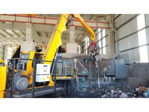 Alanya'nın çöpü enerjiye dönüşüyor