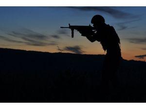 Zeytin Dalı Bölgesinde Saldırı Hazırlığındaki Deaş'lı Terörist Yakalandı