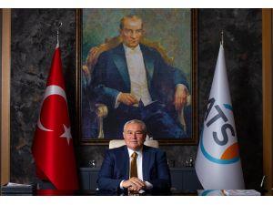 """Başkan Çetin: """" Maliyetleri düşürücü yönde dolaylı vergi ve gümrük vergisi indirimlerinin gündeme alınması gerekiyor """""""
