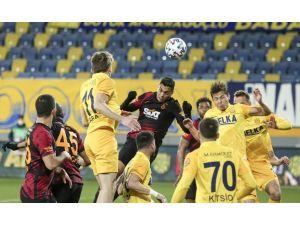 Süper Lig: Mke Ankaragücü: 0 - Galatasaray: 0 (Maç Devam Ediyor)