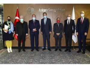 Portekiz Büyükelçisi Leitao, Türk Firmalarını Ülkesinde Yatırım Yapmaya Davet Etti